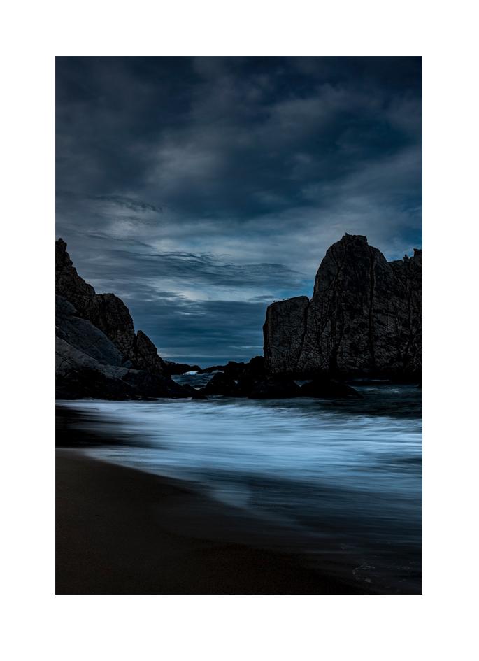 Blåtimme i Cantabria